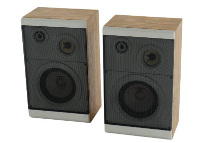 3-way crossover speakers