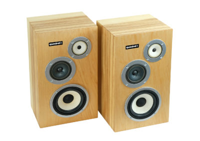 Quadral All-craft 120. HI-FI Stereo.
