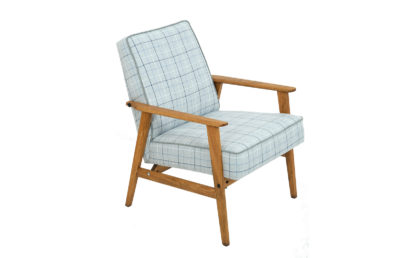 Club armchair from the PRL, Lisek