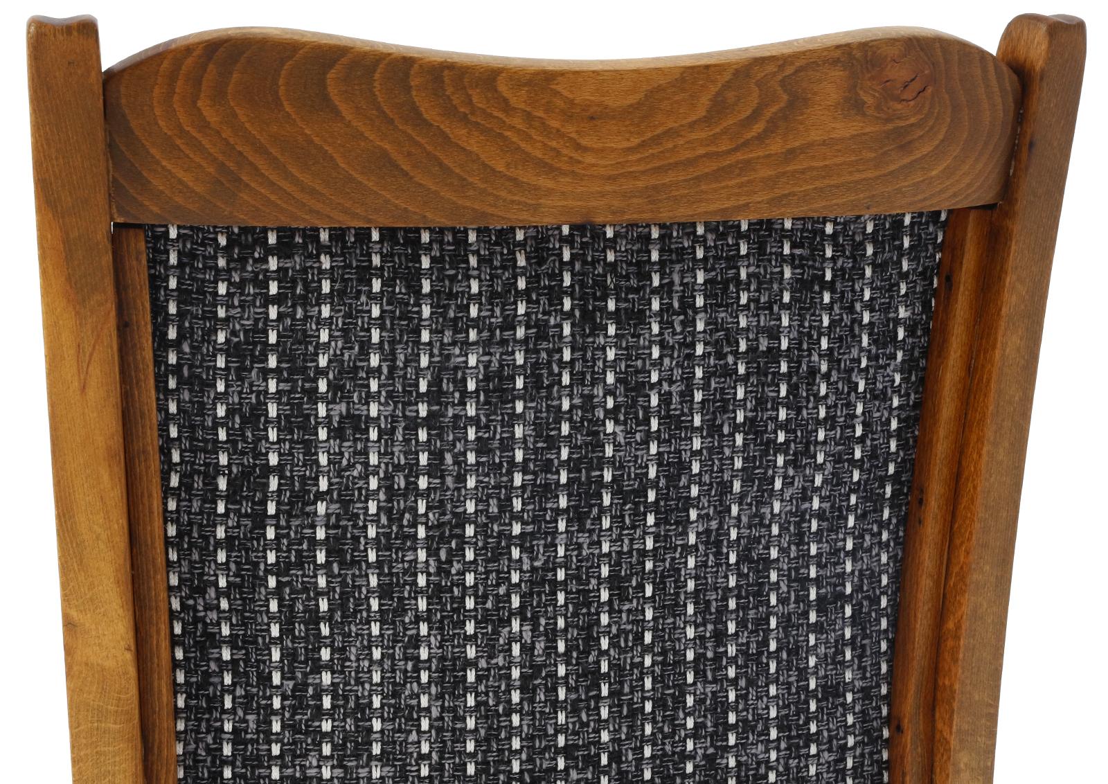 krzesła vintage po renowacji