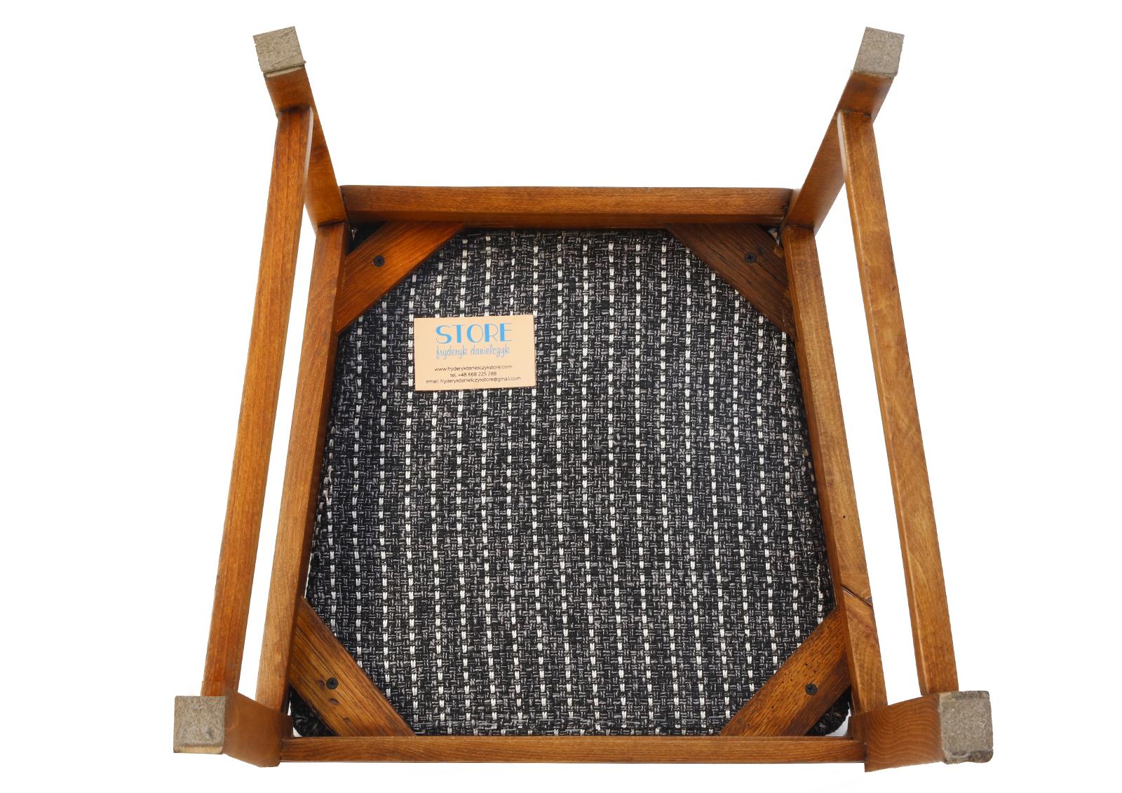 odnowione krzesła