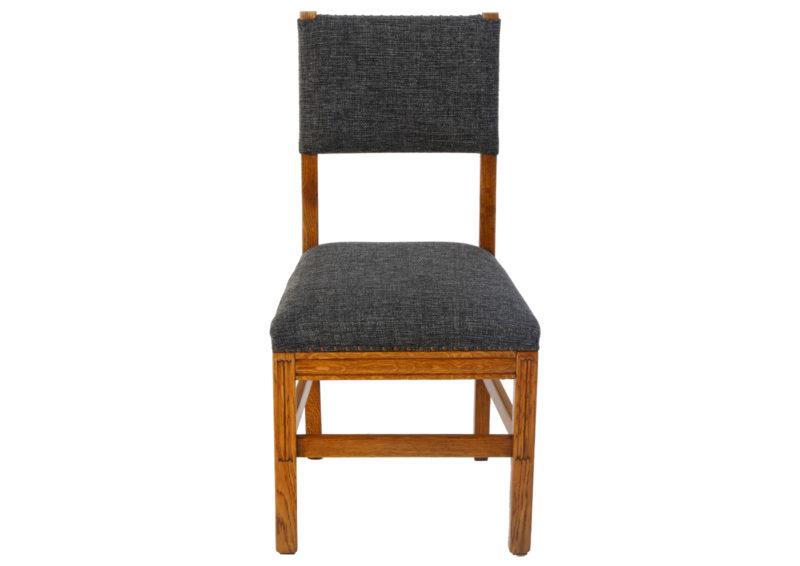 holenderskie krzesła dębowe