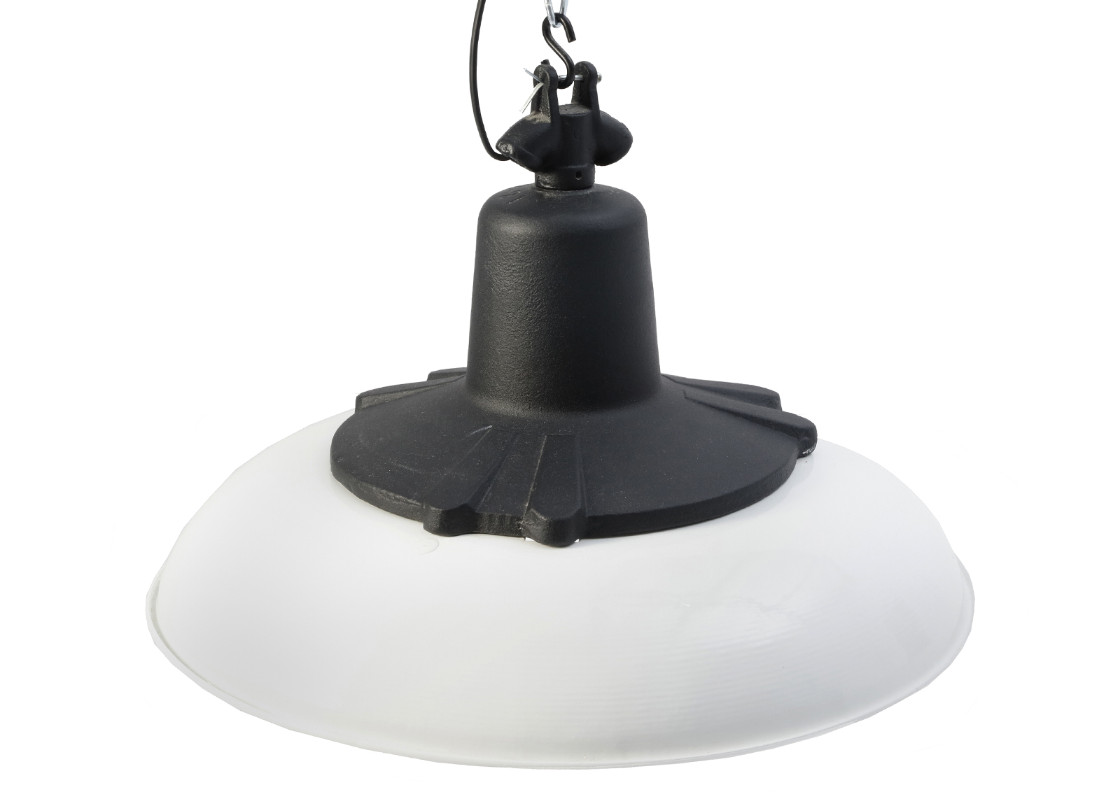 lampa prl po renowacji