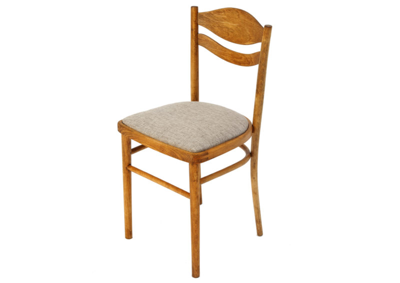 Krzesło PRL, model 7556