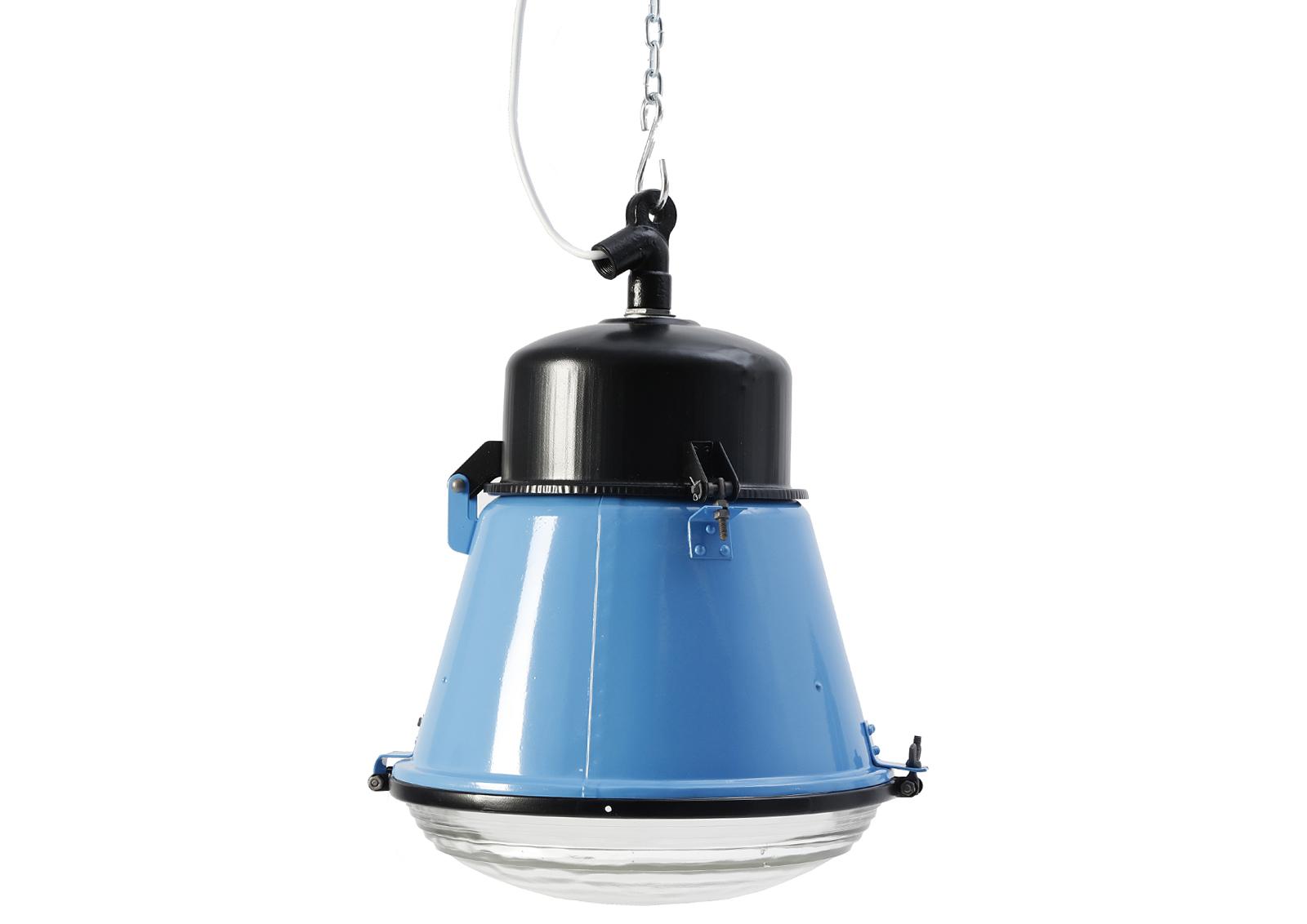 Lampa przemysłowa PRL ORP-125 PRL Black/White/Blue