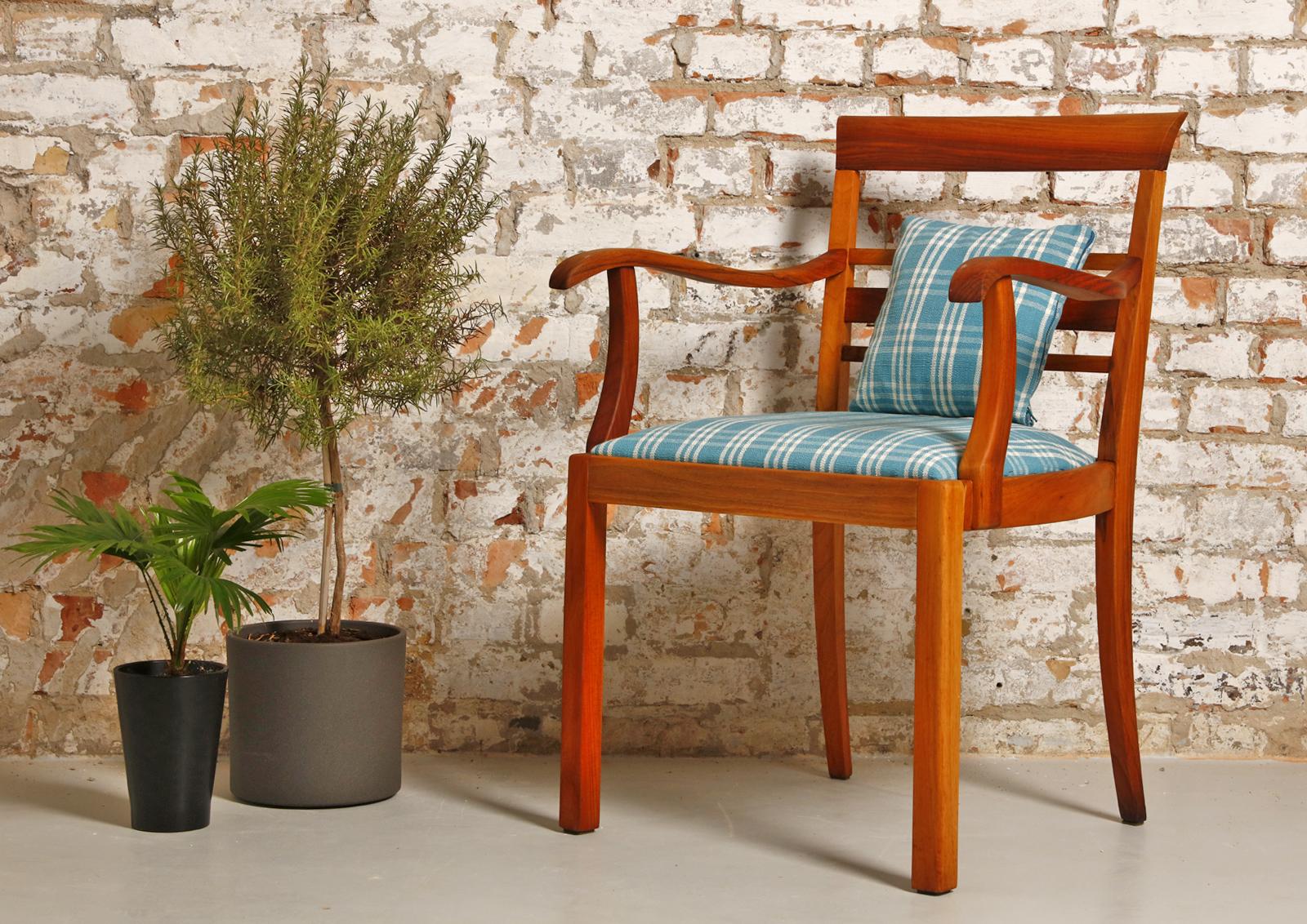 fotel jak krzesło