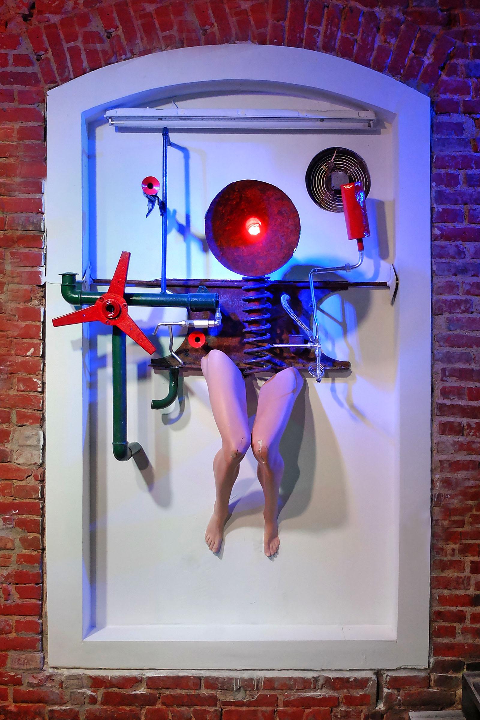 rzeźby kinetyczne