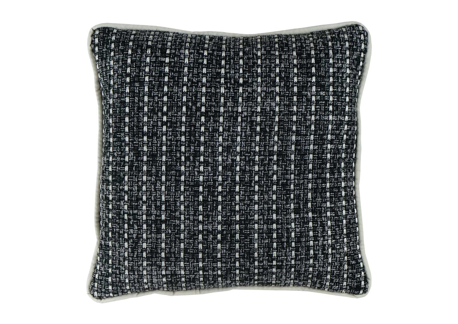 poduszka czarno biała