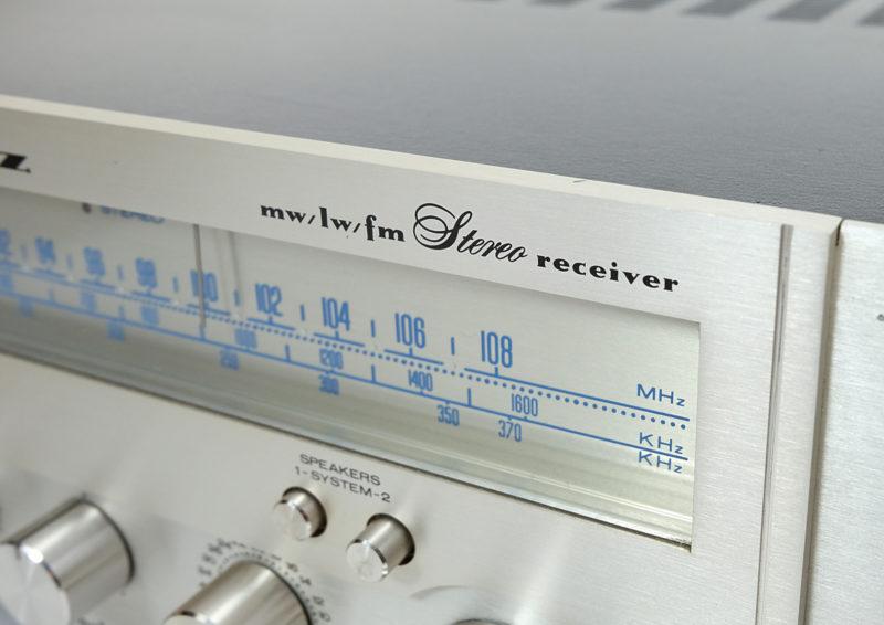 amplituner marantz po renowacji