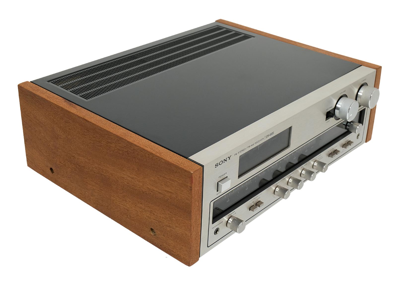 Amplituner Sony Classic Vintage.
