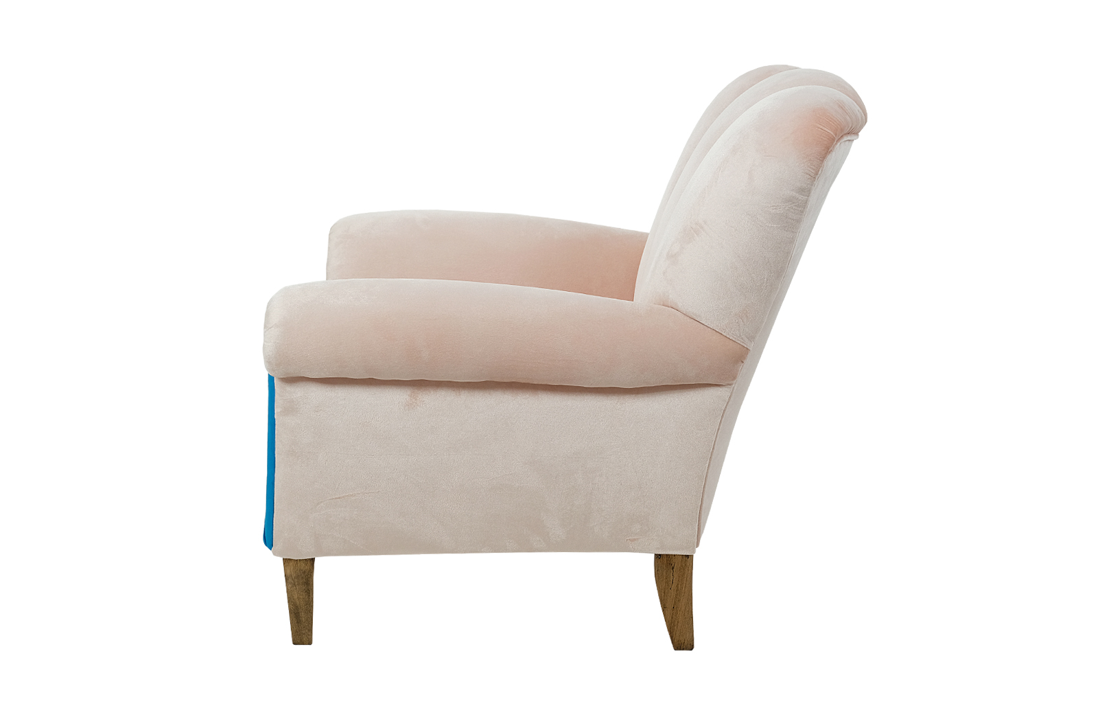 fotel klubowy, fotel muszelka, fotel uszak, fotel prl