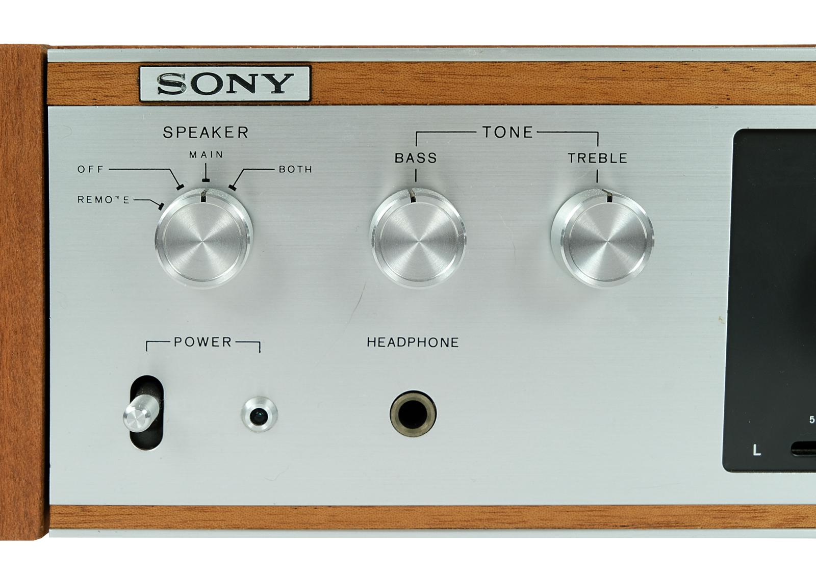 Wzmacniacz Sony TA 1010