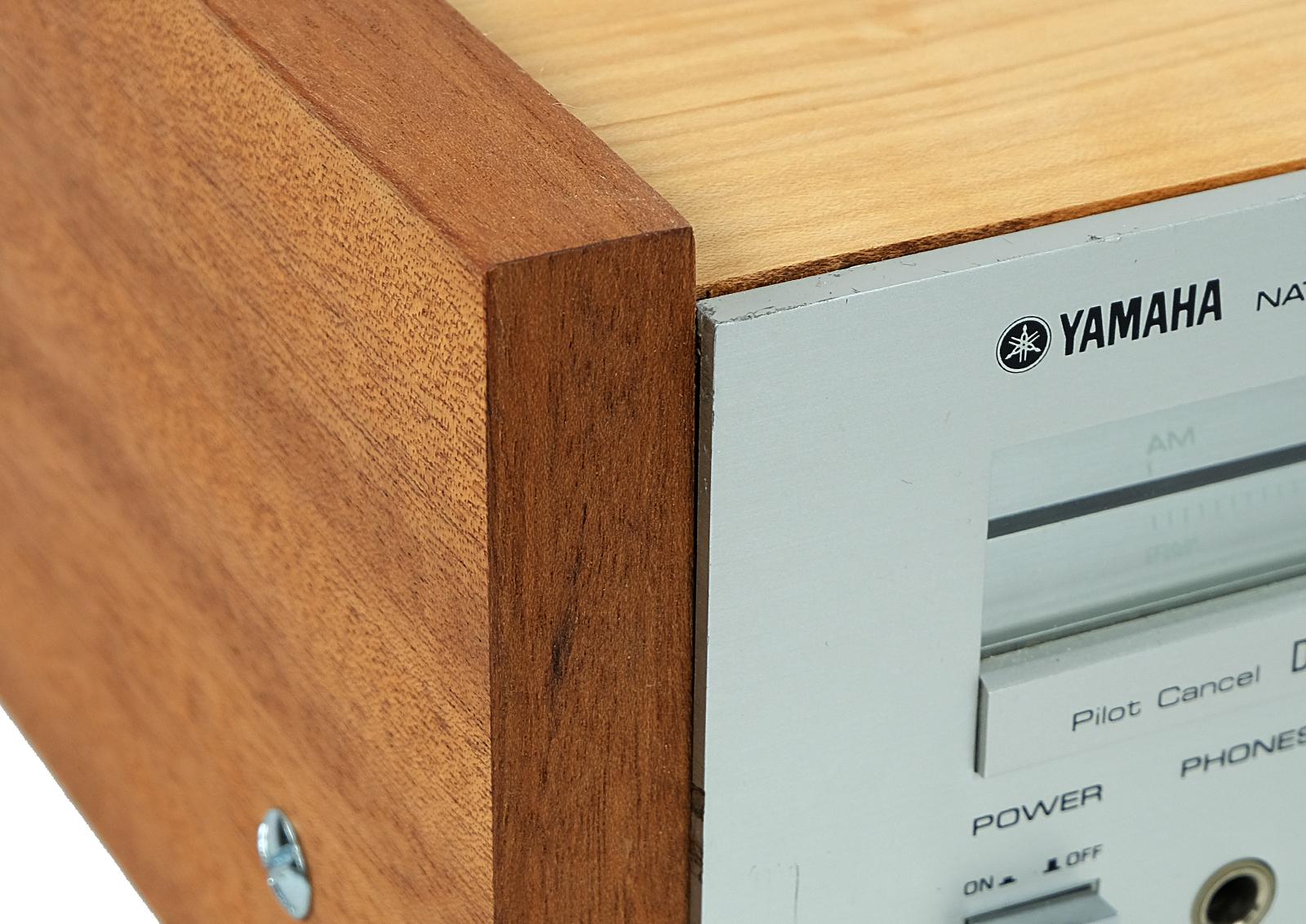 Yamaha po renowacji