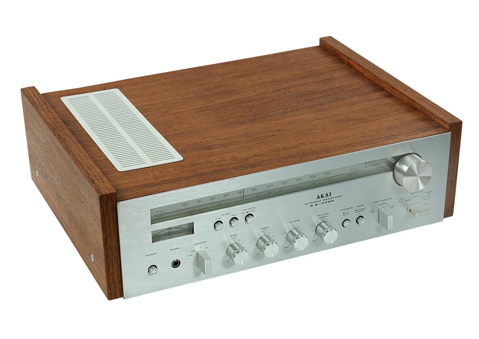 sprzęt audio po renowacji