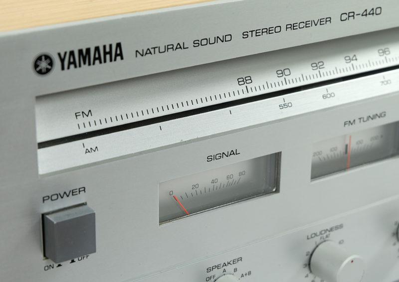 Yamaha CR 440.