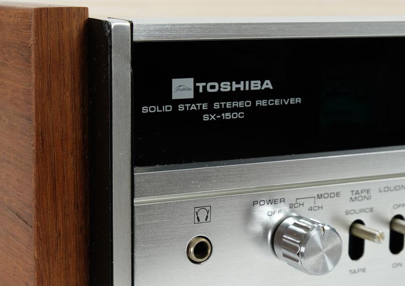 Toshiba SX ? 150C. Classic Vintage.
