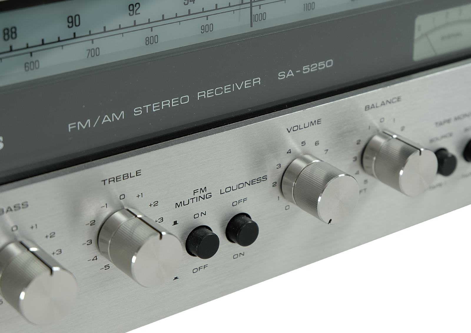 Technics SA-5250 po renowacji.