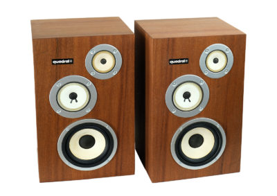 Quadral All-craft 120. HI-FI Stereo. Classic Vintage.