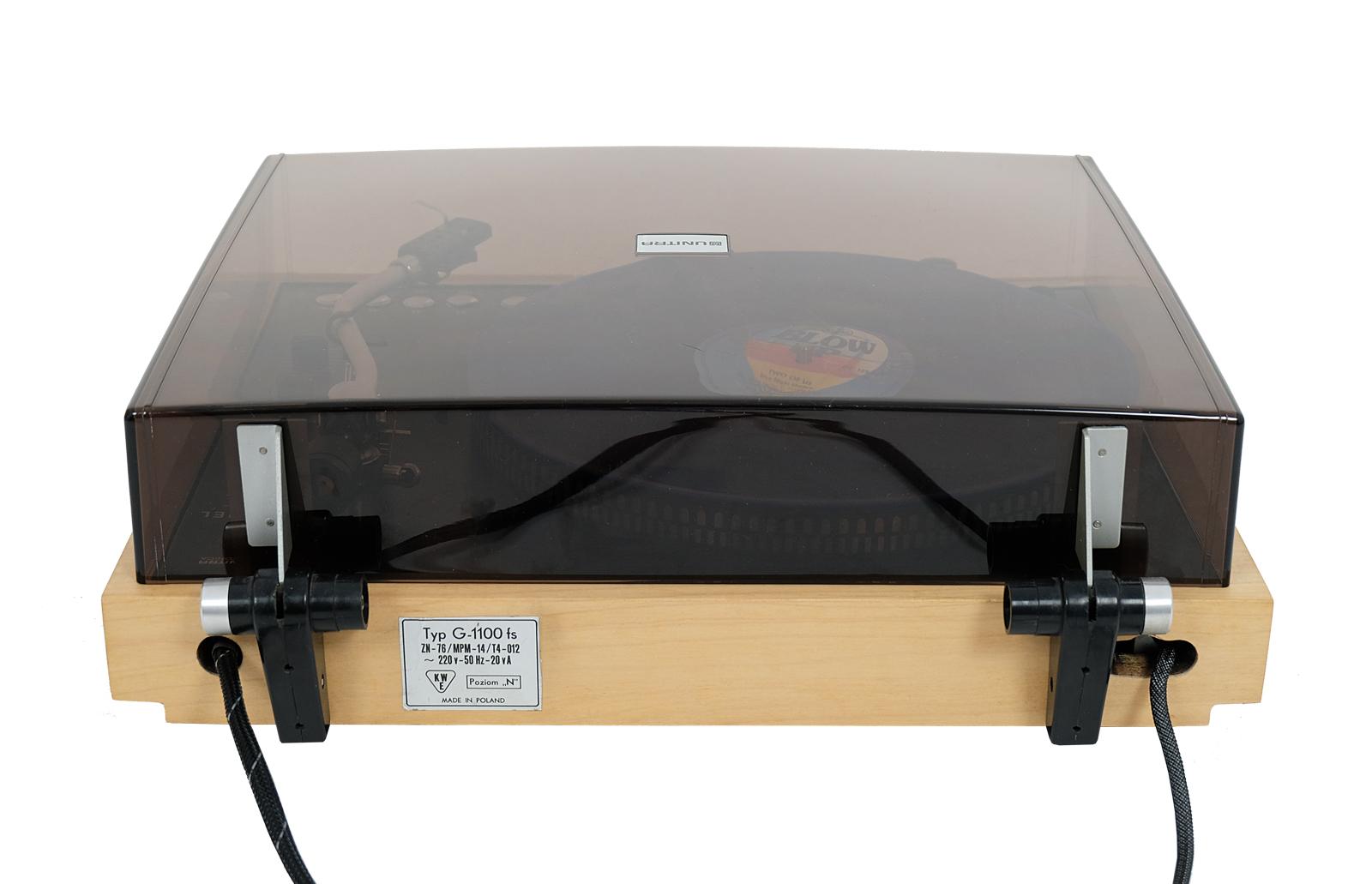 Gramofon Daniel G-1100 fs.