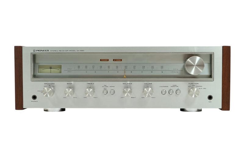 Pioneer SX-550
