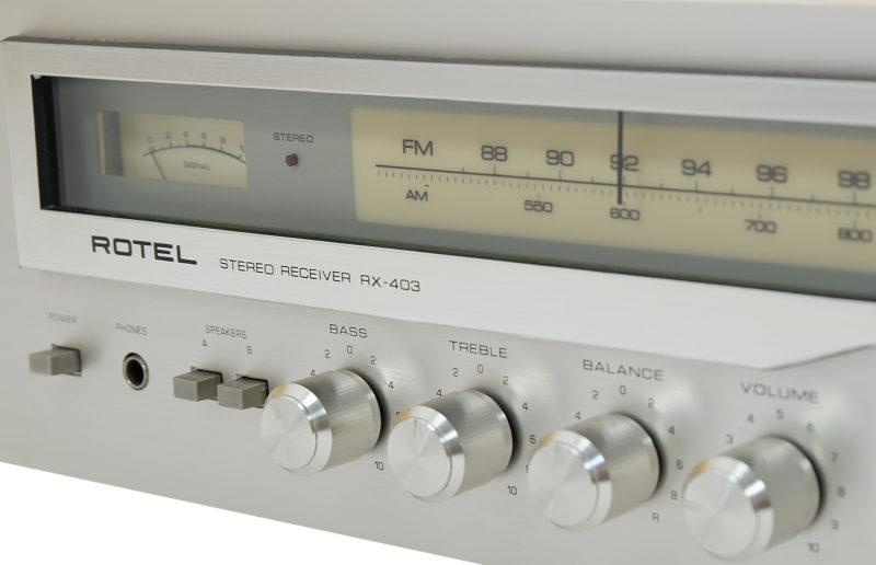 Rotel RX 403