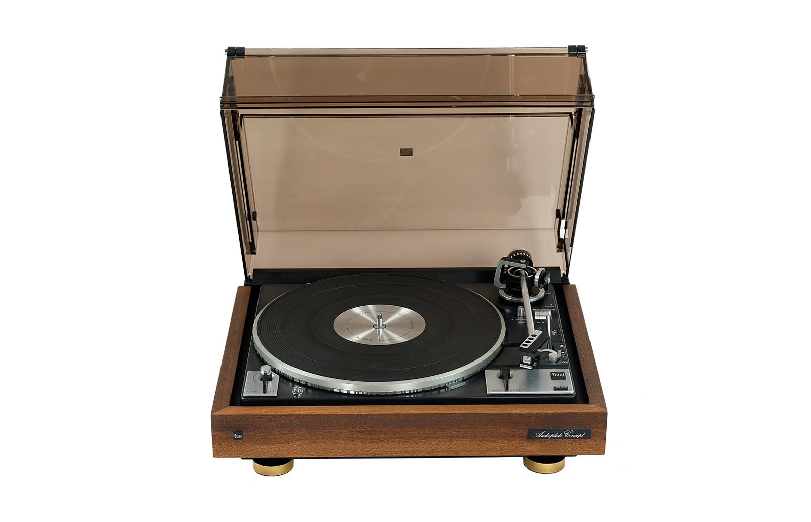 Gramofon Dual 1249