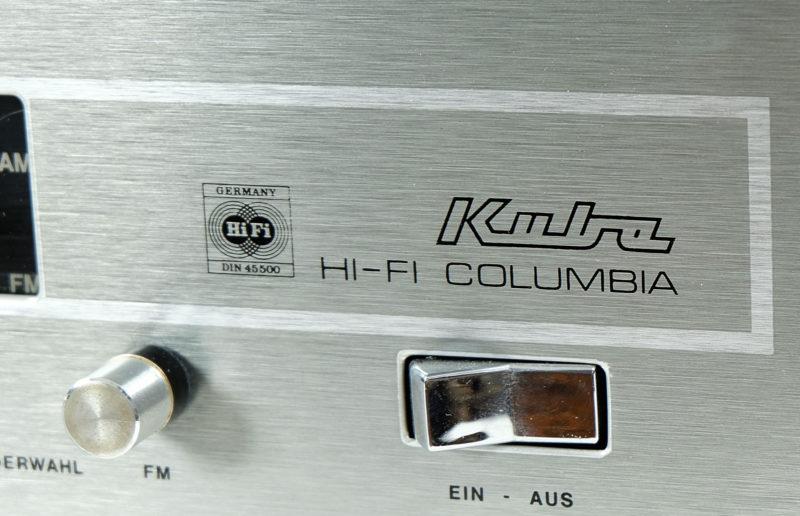 HiFi Columbia. Kuba-Imperial