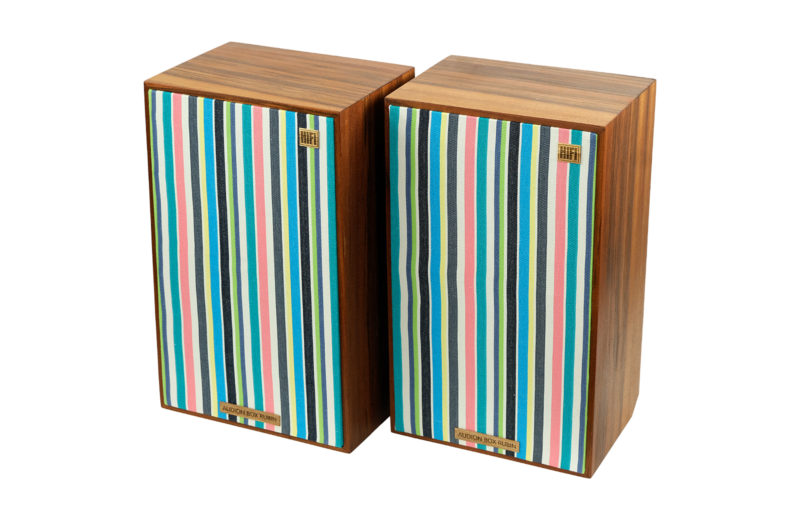 Audion Box Rubin 270