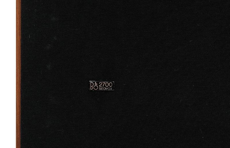 Bang&Olufsen. Beovox 2700