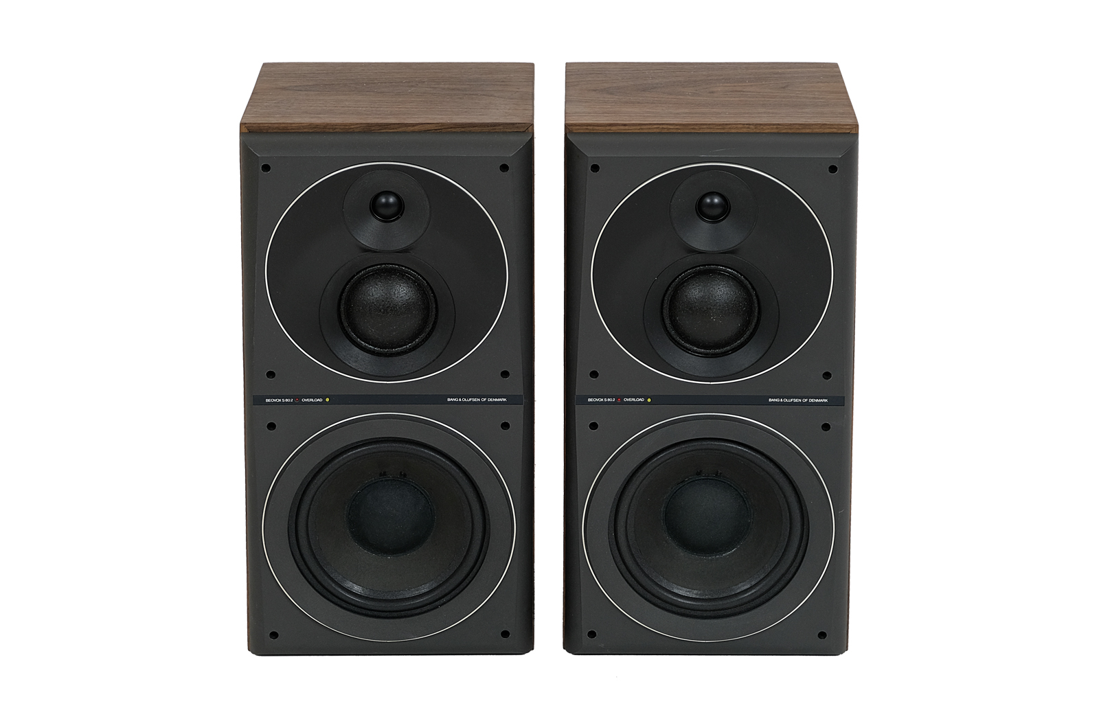 Bang&Olufsen. Beovox S 80.2
