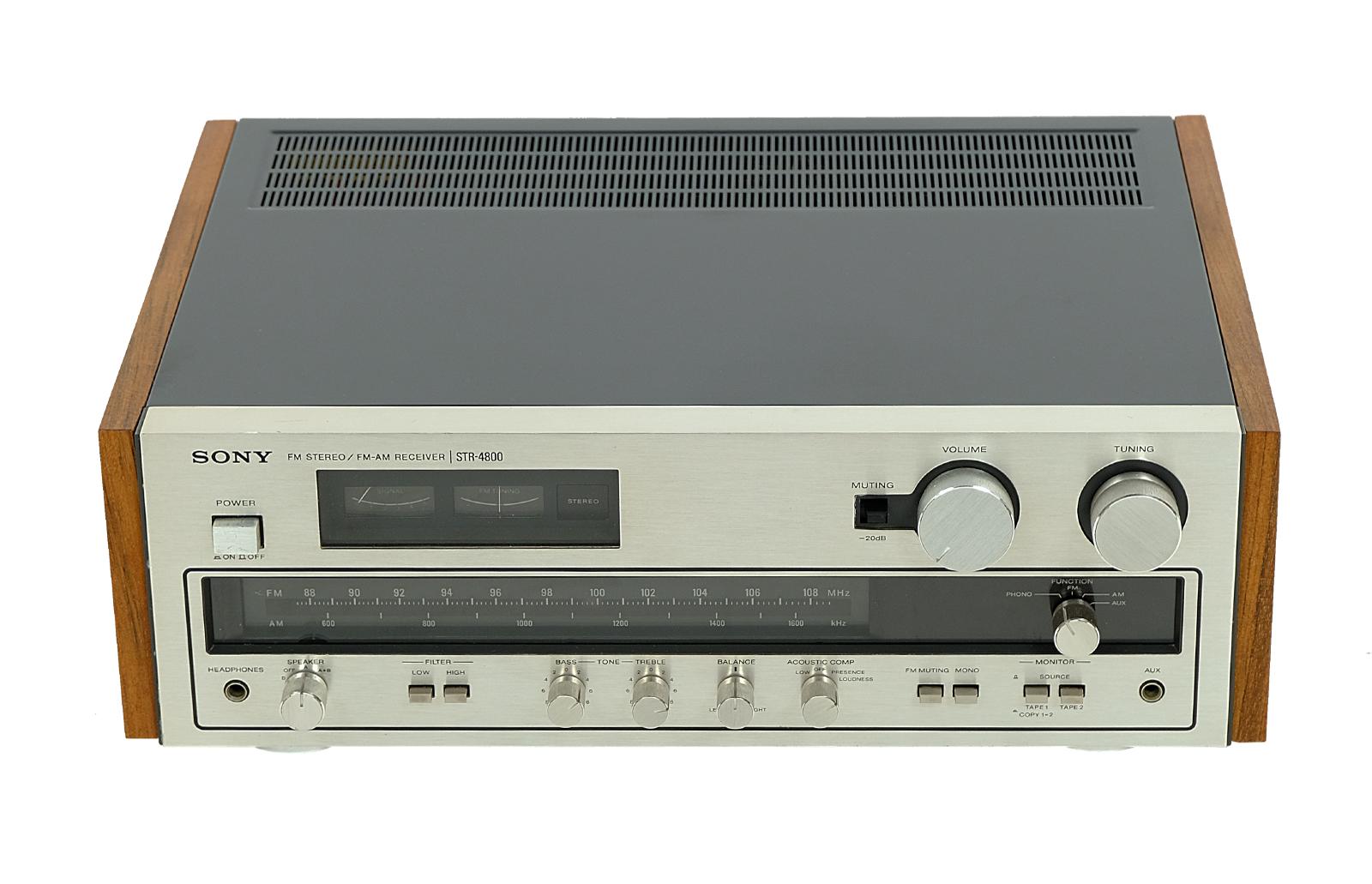 Sony STR 4800