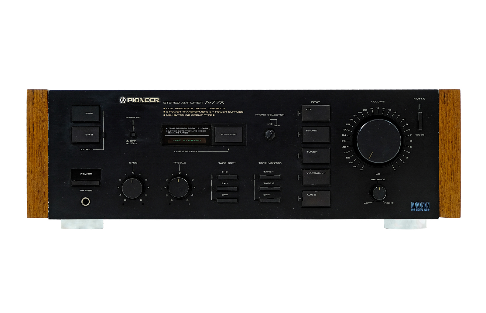 Pioneer A 77X