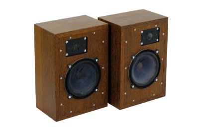CLR Electronic 2302 loudspeakers