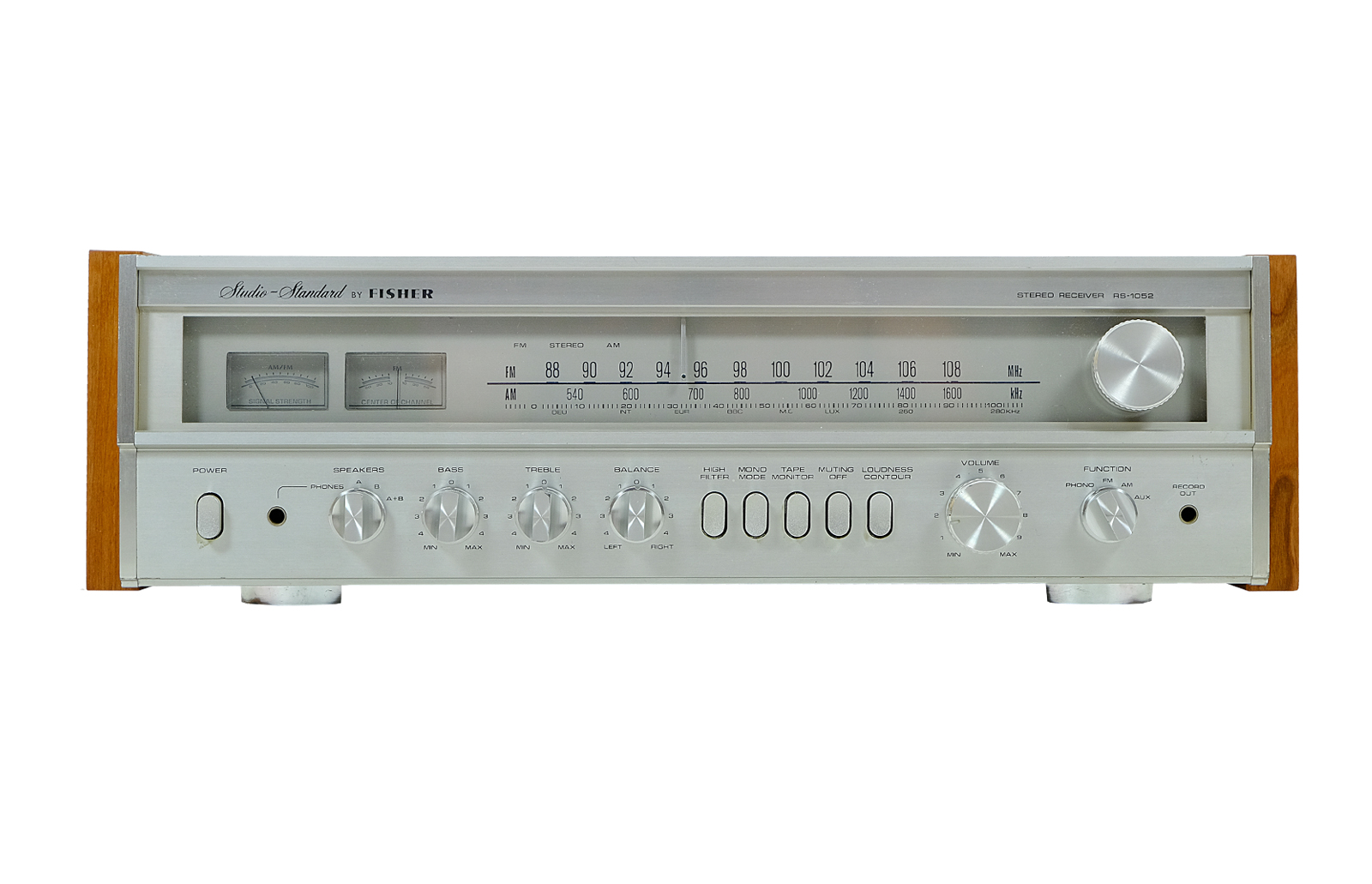 Fisher RS-1052