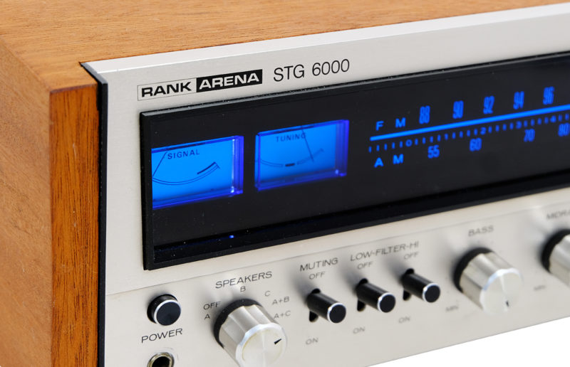 Rank Arena STG 6000