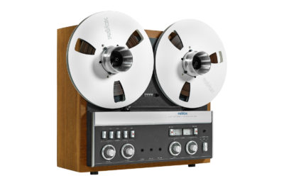 Revox A77 MK IV reel-to-reel tape recorder