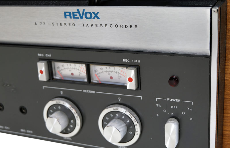 Revox A77 MK IV