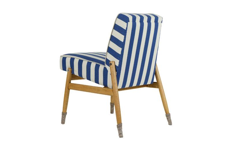 Fotel 300-227, fotel prl po renowacji