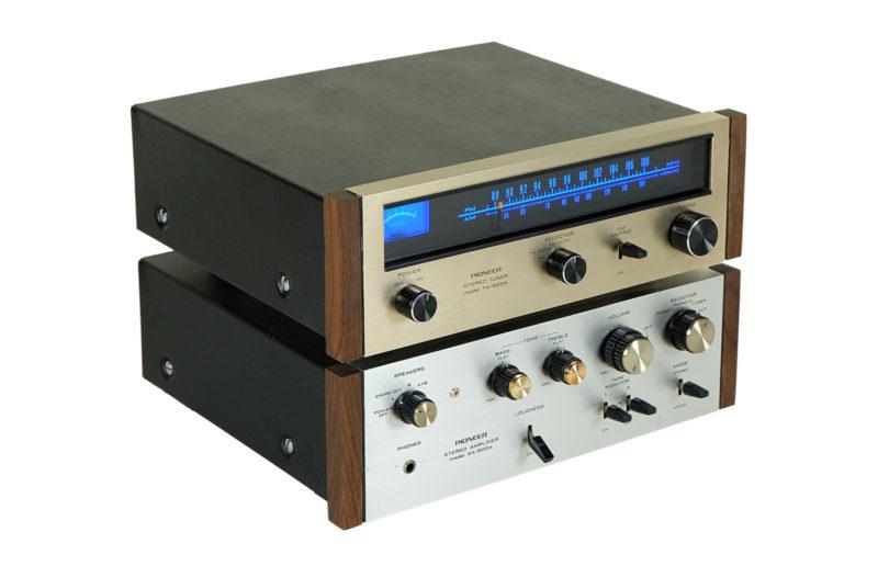 Pioneer SA-500A, Pioneer TX-500