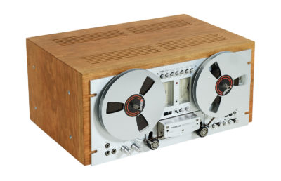 Pioneer RT 707 reel-to-reel tape recorder