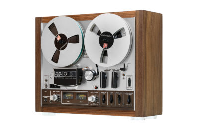 AKAI 4000 DS MK II reel-to-reel tape recorder