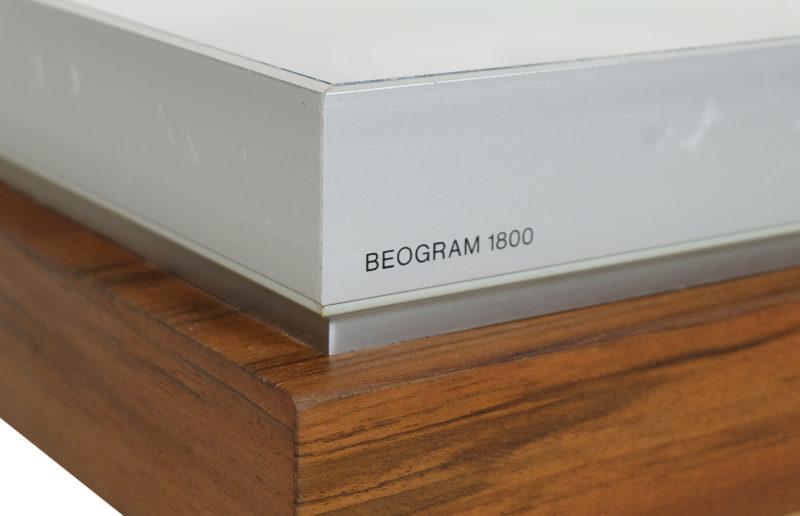 Bang&Olufsen Beogram 1800