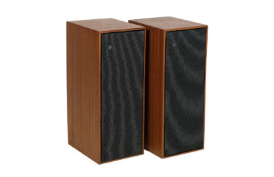 Bang & Olufsen speakers. Beovox 1000.