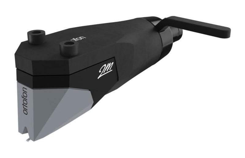 Ortofon 2M 78 PnP MK II mounted on headshell