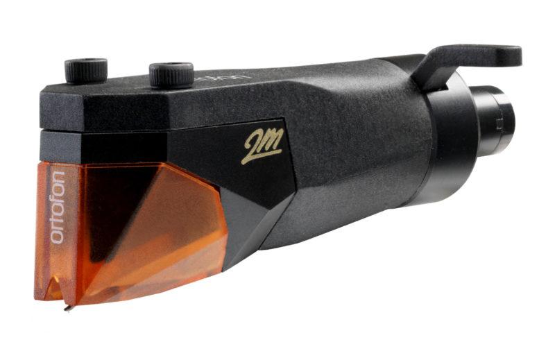 Ortofon 2M Bronze Pnp MK II mounted on headshell