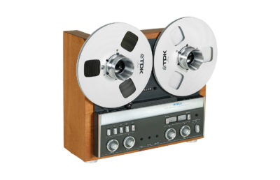 Revox A77 MK IV reel-to-reel tape recorder. Revox A 77