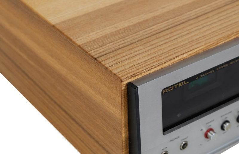 Amplituner Rotel RX 154A, audio vintage, Rotel RX 154A