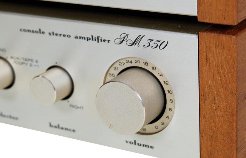 Marantz PM 350, Marantz ST 450, audio vintage