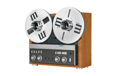 Revox A77 MK IV reel-to-reel tape recorder. Revox A 77.
