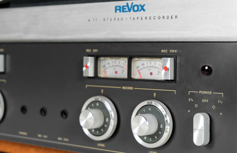 Revox A 77 Szpule aluminiowe TDK Szpule aluminiowe REVOX Szpule aluminiowe MAXELL